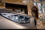 BMW 535i GT (Gran Tourismo) Test - Front Ansicht vorne Frontscheinwerfer