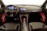 Mazda Minagi Concept Kompakt Crossover SUV CX-5 Kodo Soul of Motion SKYACTIV Interieur Innenraum Cockpit
