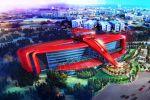 Ferrari Land PortAventura Resort Spanien Barcelona Freizeitpark Vergnügungspark Achterbahn Investindustrial Hotel