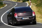 Lancia Thema Luxus Limousine 3.6 V6 Pentastar Executive Platinum Gold Heck Ansicht