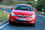 Opel Astra 1.6 SIDI Ecotec Spark Ignition Direct Injection Front Ansicht