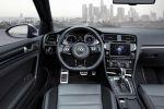 VW Volkswagen Golf R Variant 2015 Kombi 2.0 Turbo 4MOTION Allrad XDS+ DCC Sport Race Eco DSG Sperrdifferenzial EA888 Familie Interieur Innenraum Cockpit