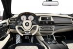 Lumma Design CLR X 650 BMW X6 SAV Sports Activity Vehicle Interieur Innenraum Cockpit