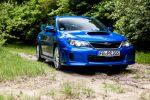 Subaru WRX STi Test -