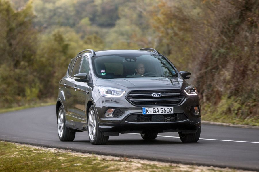 ford kuga st line 2017 test hei er tipp die neue sport version speed heads. Black Bedroom Furniture Sets. Home Design Ideas