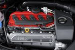 Audi RS3 Sportback Test - 5 fünf Zylinder Turbo Motor Agregat Motorblock
