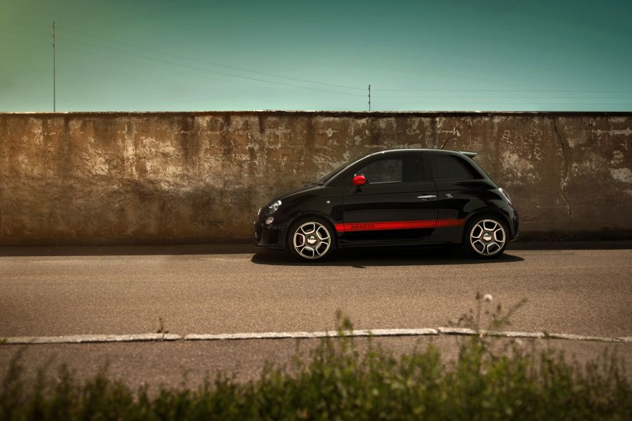 fiat 500 abarth test abarthiger spa bringer mit flirtfaktor speed heads. Black Bedroom Furniture Sets. Home Design Ideas