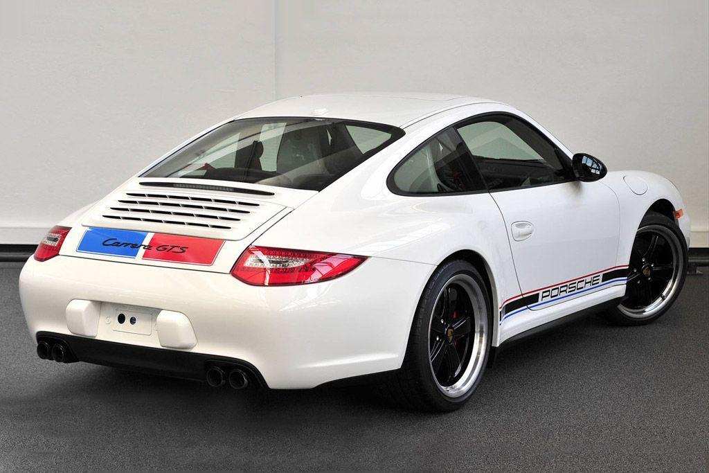 Porsche 911 Carrera Gts B59 Hommage An Eine Rennfahrer