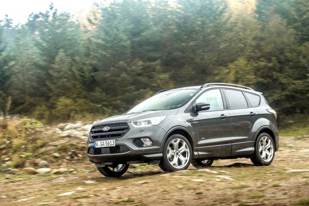 ford kuga st line 2017 test hei er tipp die neue sport version testbericht seite 1 speed. Black Bedroom Furniture Sets. Home Design Ideas