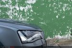 Audi A8 4,2 FSI Test - Front vorne Frontscheinwerfer
