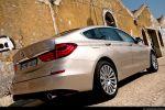 BMW 535i GT (Gran Tourismo) Test - Heck Seite Ansicht hinten seitlich Heckleuchte Rücklicht Scheinwerfer