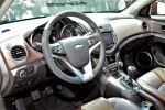 Chevrolet Cruze Station Wagon Kombi 1.4L Turbo 1.6L 1.8L Benzin 1.7L 2.0L Diesel Start Stopp MyLink Smartphone Keyless Entry Eco Drive Interieur Innenraum Cockpit