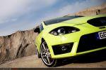 Seat Leon Cupra R Test - Front Ansicht vorne