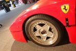 Pirelli P Zero Ferrari F40 V8 Reifen Gummi Pneu Supersportwagen Rad Felge
