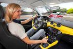 Opel Adam Siri Eyes Free IntelliLink Spracheingabe Sprachsteuerung iPhone Kleinstwagen 1.2 1.4 Jam Glam Slam Smartphone Interieur Innenraum Cockpit