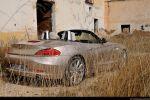 BMW Z4 sDrive35i Test - Heck Seite Ansicht hinten seitlich