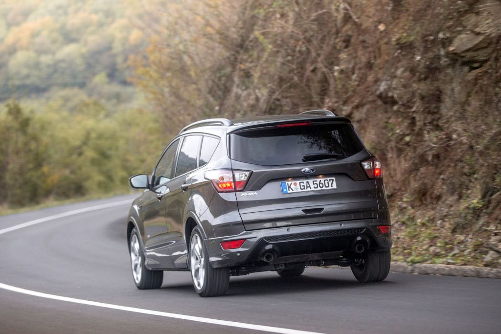 ford kuga st line 2017 test hei er tipp die neue sport version testbericht seite 2 speed. Black Bedroom Furniture Sets. Home Design Ideas