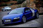 Audi R8 V10 Test - Front Seite Ansicht vorne seitlich Felge vorne hinten