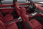 Porsche Panamera 4S Exclusive Middle East Edition 4.8 V8 Gran Turismo Allrad Interieur Innenraum Cockpit