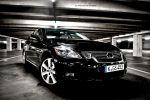 Lexus GS450h Test - Front Seite Ansicht vorne seitlich schwarz