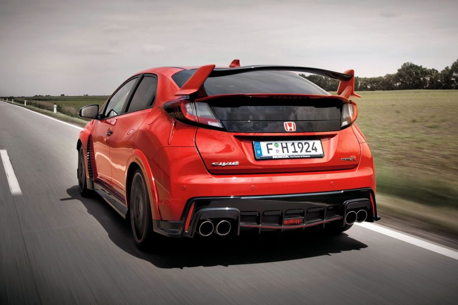 honda civic type r gt 2015 test krasse schockmomente speed heads. Black Bedroom Furniture Sets. Home Design Ideas