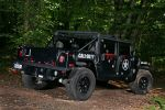 Cam Shaft Hummer H1 Pickup Ego Shooter Offroad Heck Seite Ansicht