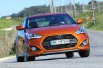 hyundai veloster turbo style test - city coupe kurven exot sportler sportwagen rennsemmel fahrbericht front