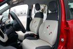 Fiat Panda 2012 Test - 0.9 TwinAir Lounge Zweizylinder Kleinwagen 3. Generation Squircle Eco Blue&Me TomTom Live Touchscreen Techno Style Interieur Innenraum Cockpit Sitze