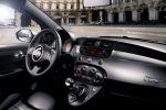 Fiat 500 Lederausstattung Pop Pop-Star Lounge Rock-Star 500 by Gucci Kleinstwagen 1.2 8V 0.9 TwinAir Turbo 1.4 16V Diesel 1.3 16V Multijet Interieur Innenraum Cockipt