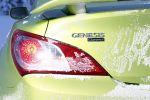 Hyundai Genesis Coupé Test - Heckleuchte LED Leuchte Kofferraum