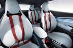 Mercedes-Benz Vision G-Code Concept Sports Utility Coupe SUC SUV Hybrid Sport Eco Elektromotor Wasserstoffantrieb Warp Hybrid Select Multivoltaik Solarzellen Lack Interieur Innenraum Sitze