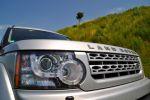 land rover discovery test - 3.0 tdv6 hse diesel suv offroader geländewagen disco terrain response front ansicht