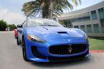 DMC Maserati GranTurismo S Sovrano 4.7 V8 Front Ansicht