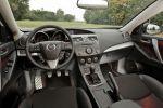 Mazda3 MPS Test - Innenraum Sitze Cockpit Lenkrad Mittelkonsole