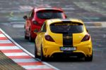 Rent4Ring Opel Corsa OPC Nürburgring Nordschleife Opel Performance Center Mietwagen Ringtool Heck Ansicht