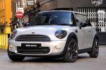 Mini Cooper D Soho Edition Hatchback Steilheck Black Star Bullet Front Seite Ansicht