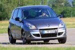 Renault Scenic Van Energy dCi 130 Vierzylinder Diesel Front Seite Ansicht