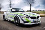 AC Schnitzer 99d BMW Z4 Efficient Performance Diesel Retraction Concept Car Front Seite Ansicht
