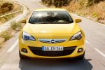 Opel Astra GTC Gran Turismo Coupe 2.0 CDTI Turbo Diesel 1.4 1.6 Turbo HiPerStrut FlexRide AFL ILR Edition Innovation Front Ansicht