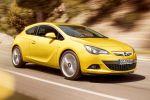 Opel Astra GTC Gran Turismo Coupe 2.0 CDTI Turbo Diesel 1.4 1.6 Turbo 1.7 CDTI ecoFLEX Front Seite Ansicht