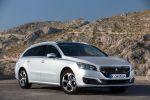 peugeot 508 sw kombi 2.0 blue hdi facelift test 2014 diesel connect apps internet probefahr, fahrbericht review front seite