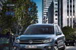 VW Volkswagen Tiguan Facelift 2011 Kompakt SUV TSI TDI Front Ansicht