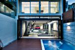 Atemberaubende Hong Kong Villa mit Ferrari in der Küche