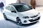 Opel Astra Color Edition 150 Jahre Benzin CDTI Turbo Diesel Morrocana Front Seite Ansicht