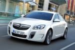 Opel Insignia OPC Front Ansicht Opel Performance Center 2.8 V6 Turbo High Performance FlexRide Automatik