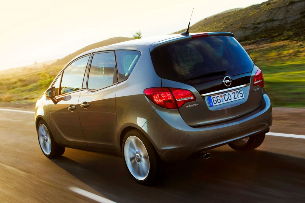 opel meriva jetzt auch als turbo benziner mit automatik speed heads. Black Bedroom Furniture Sets. Home Design Ideas
