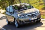 Opel Meriva 1.4 Turbo Automatik ActiveSelect Van FlexSpace FlexRail FlexDoors FlexFix Front Seite Ansicht