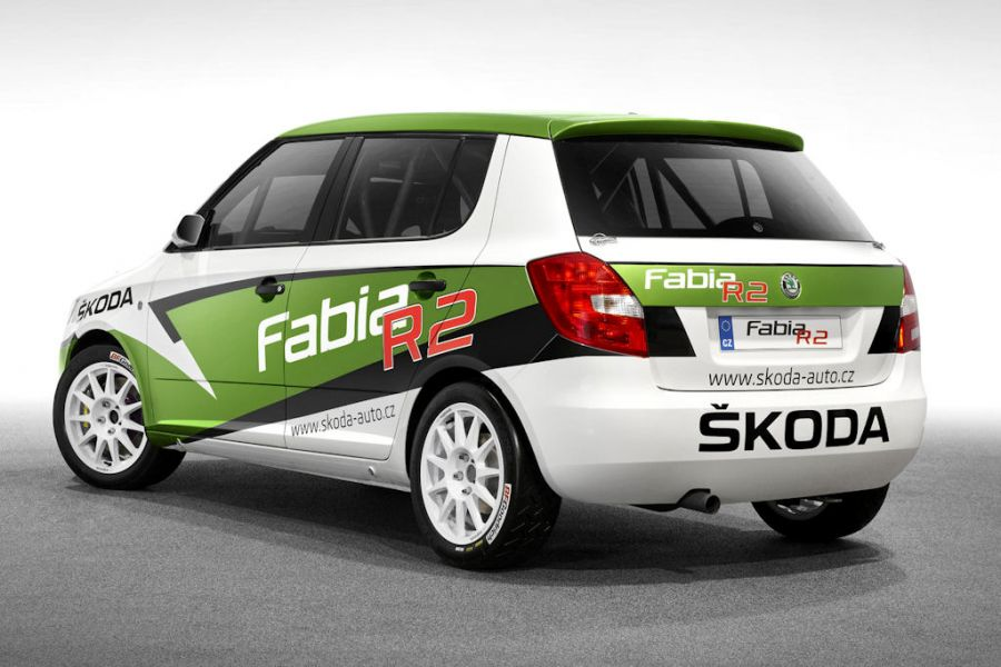 skoda fabia r2 zum erschwinglichen preis in den rallye. Black Bedroom Furniture Sets. Home Design Ideas