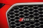 Audi RS4 Avant 2012 - Emblem Logo Wabengrill