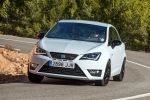 seat ibiza cupra 2016 test 1.8 tsi turbo sportversion xds quer-sperrdifferential cupra drive select fahrwerksregelung cupra selective suspension full link internet smartphone konnektivität kompaktsportler rennsemmel probefahrt fahrbericht review verdict front